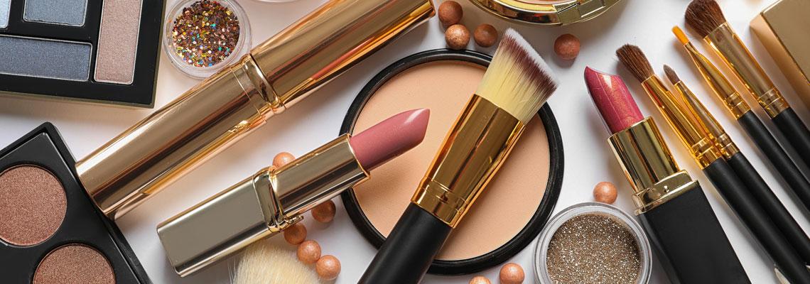 Maquillage de grandes marques