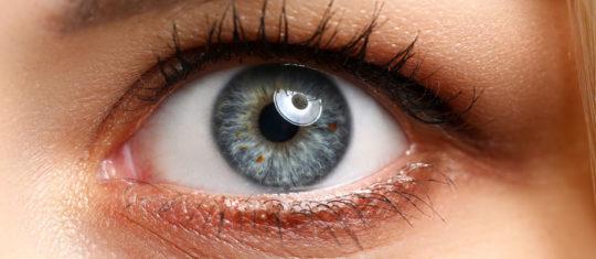 Cernes sous les yeux